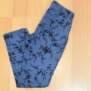 CHILDREN'S PLACE Embroidered Jeggings